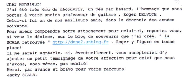 DELVOYE-Roger-Email-Jacky-à-Noel-CONRUYT dans DELVOYE Roger