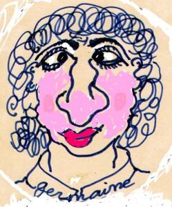 LE ROMAN DE LA SCALA I * 1-2-3-4 dans SCALA Sylvie dessin-Germaine-portrait-249x300
