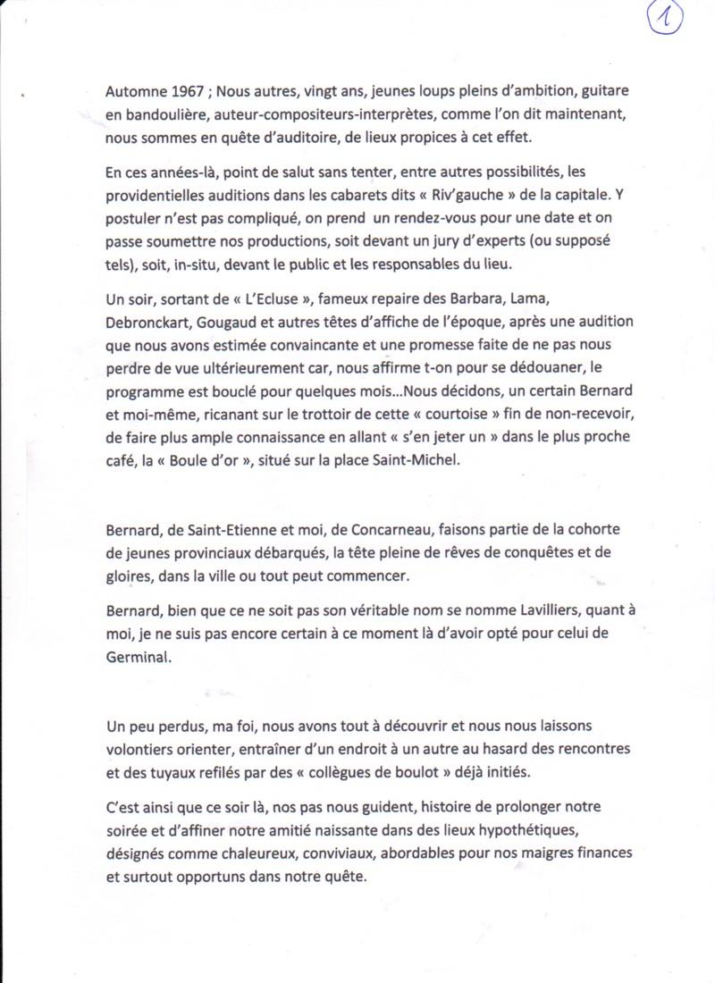 Germina page 1