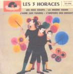 LES 3 HORACE Pochette