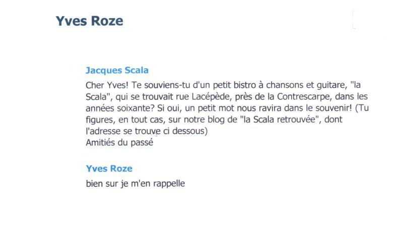 ROZE Yves (Jean François MICHAEL) dans ROZE Yves (Jean François MICHAEL) roze-yves-témoignage