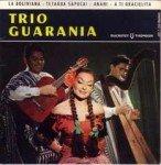 GUARANIS affiche 1960 2