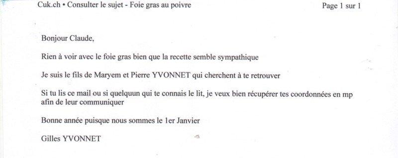 YVONNET-Pierre-commentaire-du-fils-Gilles dans YVONNET Pierre