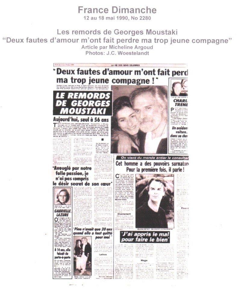 ARGOUT-Micheline-France-Dimanche-MOUSTAKI-19901 dans ARGOUD Micheline