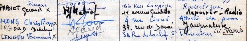ARGOUD Micheline dans ARGOUD Micheline ARGOUT-signataire-19641