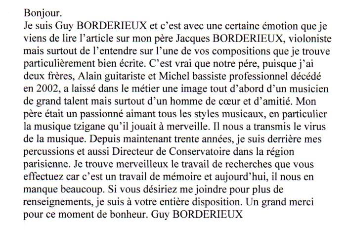 Borderieux Jacques