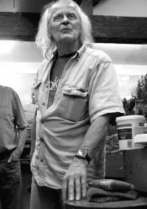 Michel Acquistapace ( l'Akis ), en 2013
