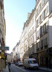 daclon andré Rue_Dauphine_le tabou