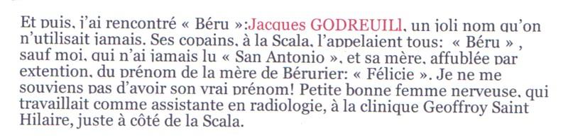 GODREUILL Félicie