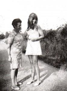 WEILER Anne Marie  et la mére de Jacques GODREUIL