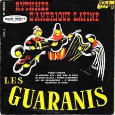 guaranis 1955