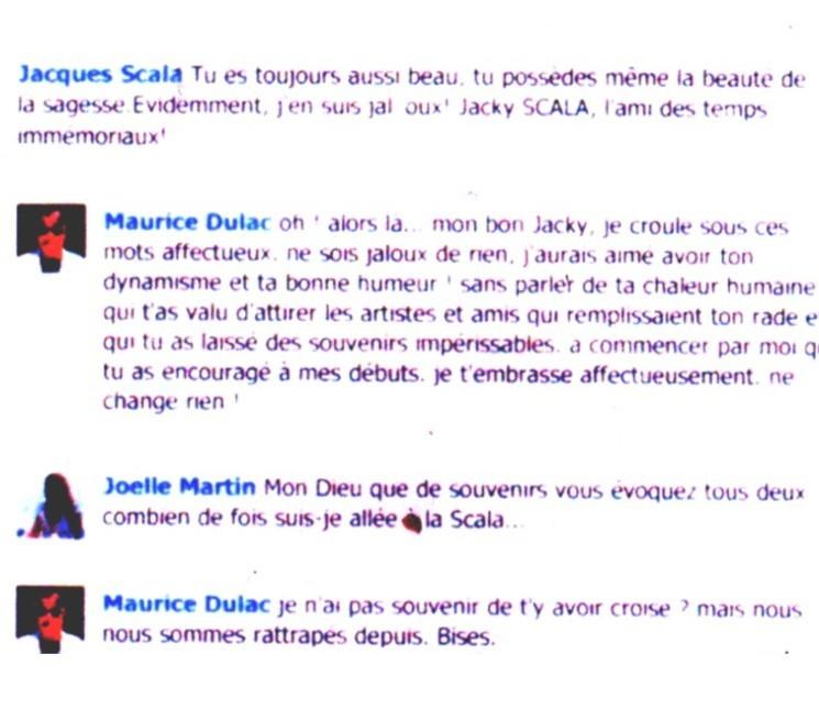 MARTIN Joelle avec DULAC le bon