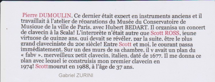 DUMOULIN Pierre