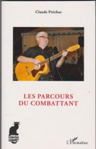 PRECHAC Claude Livre