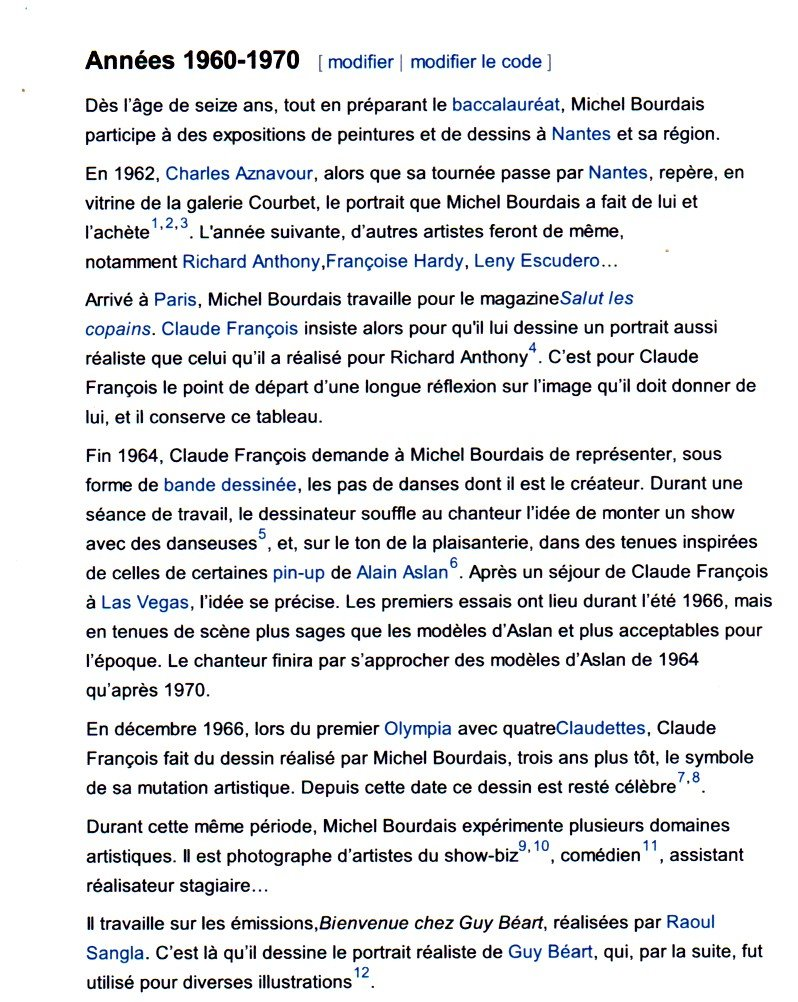 Bourdais Michel Bio 1