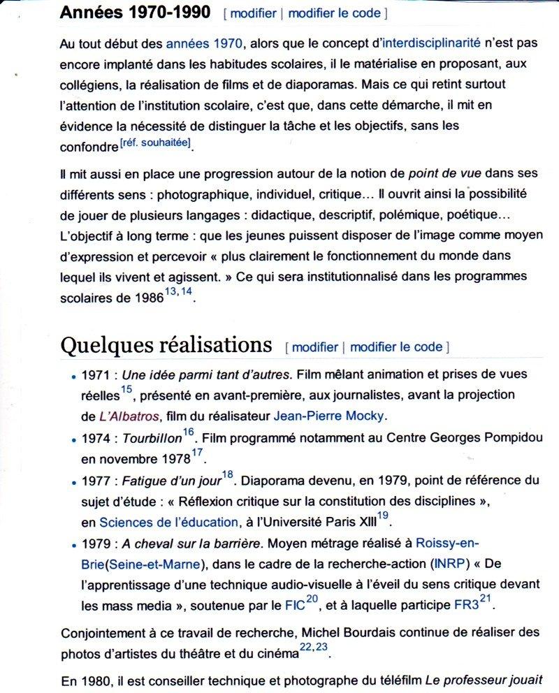 Bourdais Michel Bio2